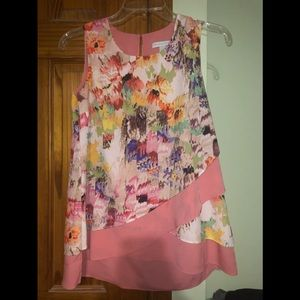 Tops - Floral shirt From New York and Company